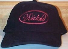 Buffy The Vampire Slayer Spike Wicked Logo Cotton Baseball Style Hat, NEW UNWORN
