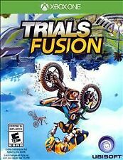 Trials Fusion (Microsoft Xbox One, 2014, Region NTSC-U/C (US/Canada) Game)