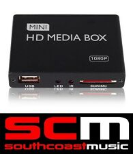 In Car Multi Media Player HDMI 1080P Plays SD MKV / 4TB External HDD Hard Drive