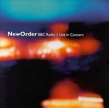 BBC Radio 1 Live in Concert New Order MUSIC CD