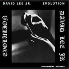 Evolution [David Lee Jr.] [1 disc] New CD