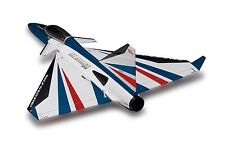 Kyosho RC Brushless Electric Ducted Fan-Powered Jet Mirage DF45-BLUE - 10115BLB