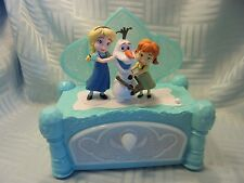 Disney Frozen Do You Want to Build a Snowman Jewelry Box Toy O3