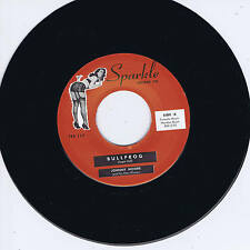JOHNNY MOORE - BULLFROG (Jiver) b/w THE EBONETTES - WILD MAN WALK (R&B Stroller)