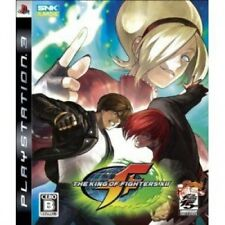 PS3 THE KING of FIGHTERS XII 12 KOF- Japan SNK K.O.F