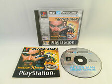 Playstation 1 PS1 PSX - Action Man Mission Xtreme