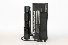 NEW MODEL 1011 Torch Led Flashlight 2 in 1 Shocker Self Defense