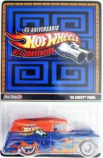2013 HOT WHEELS MEXICO CONVENTION '55 CHEVY PANEL 1/4,000