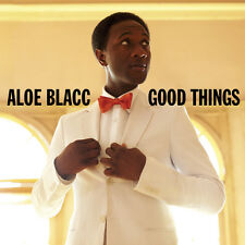 ALOE BLACC Good Thing 2010 13-track CD NEW/UNPLAYED