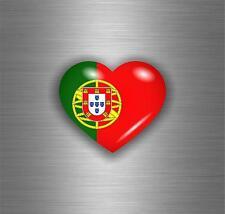 Sticker adesivi adesivo moto auto jdm bomb tuning bandiera cuore portogallo