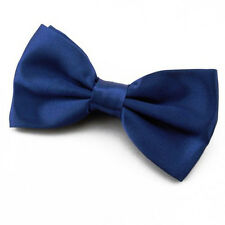 NOEUD PAPILLON Homme ou Femme Bleu Roi Satin Ajustable - Blue Bowtie men Women