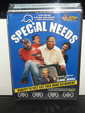 Special Needs (DVD) Isaak James, Reality TV Just Got Even More Retarded!! NEW!