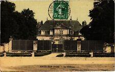 CPA ARCIS - sur - AUBE .- Le chateau  (197179)