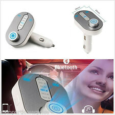 T9Car MP3 Player Wireless FM Transmitter Bluetooth USB Charger Handsfree Calling