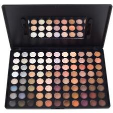 Coastal Scents 88 Color Warm Eye Shadow Makeup Palette, New