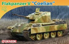 "Dragon 7236 1/72 Plastic WWII German Flakpanzer V  ""Coelian"""