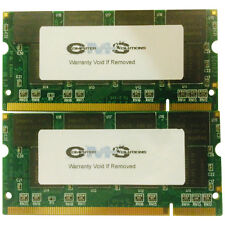 2GB (2x1GB) Memory RAM for Dell Inspiron 5100, 1100, 1150, 4150, 8200, 8500 (A49