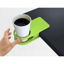 Drink Clip Coffee Tea Cup Mug Table holder Innovative Useful Item