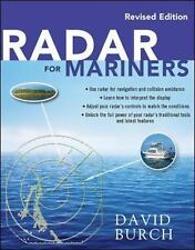 Radar for Mariners by David Burch (2013, Paperback, Revised)