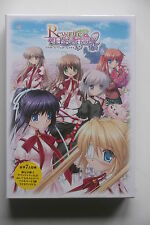 Rewrite Harvest festa! PC DVD First Limited Edition Brand New Factory Sealed