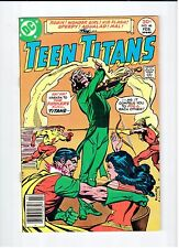DC TEEN TITANS #46 Intro Joker's Daughter 1977 Vintage Comic