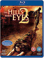 The Hills Have Eyes 2 BLU-RAY Region B Horror *New & sealed* Version to Die For