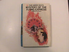 1970 Mystery of Flying Express Vol 20 Franklin W. Dixon Hardcover G&D Revised