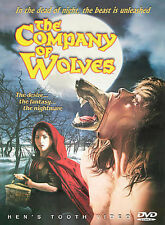 THE COMPANY OF WOLVES [USED BLU-RAY] REGION B