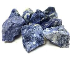 Rough Sodalite Stones 2 lb Lot Zentron™ Crystals