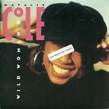 "Natalie Cole-wild woman do (1990) uk 7"" + promo str OC"