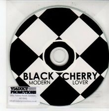 (DD625) Black Cherry, Modern Lover - DJ CD