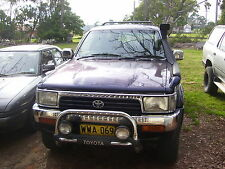 hilux and 4runner and surf wrecking Wheels and tyres 15 x 31 x 10.5