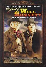 GUNS OF WILL SONNETT: COMPLETE SERIES - DVD - Sealed Region 1