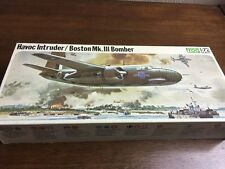 frog 1/72 f208 havoc intruder boston mk.III bomber vintage model aircraft kit