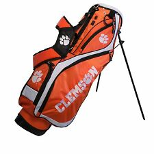 Clemson Tigers Lightweight Nassau Golf Stand Bag