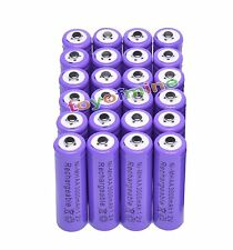 24x AA 2A 3000mAh 1.2 V Ni-MH rechargeable battery cell for MP3 RC Toys Camera