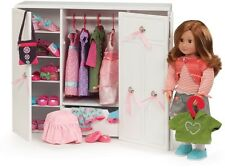 Our Generation Wooden Doll Wardrobe Clothing And Accessories Fashionable Playset