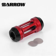 "Barrow G1/4"" Blood Red  Liquid Cooling System Strainer Fitting Water Cooling"