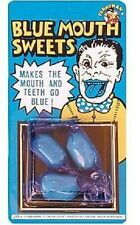 Blue Mouth Sweets Classic Practical Revenge Jokes Novelty Party Trick Gag