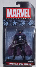 MARVEL INFINITE SERIES. MARVEL'S GRIM REAPER. 4 INCH FIGURE. NEW ON CARD