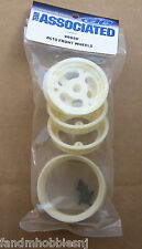 Team Associated RC 10 Classic,RC10 Front Wheels, Vintage Re Release Part 6850