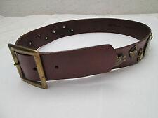 - AUTHENTIQUE  ceinture  ESPRIT  cuir  (T)BEG  vintage  à saisir