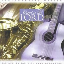 Instrumental Praise Series: Great Is the Lord by Various Artists ( L N )