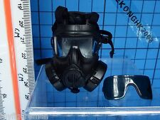 VTS 1:6 Biohazard VM-011 Black Storm Guard figure - Fm50 Mask