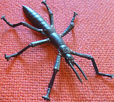 LORD HOWE ISLAND STICK INSECT REPLICA Size 10cm Long ZOOS VICTORIA SOUVENIR