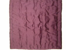 NEXT PINCHED PLUM BERRY SATIN SQUARE PILLOW CASE
