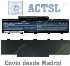 BATERIA para eMachines E525 10,8V 4400mAh 6 celdas