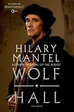 Wolf Hall: As Seen on PBS Masterpiece: A Novel (Masterpiece Adaptation)