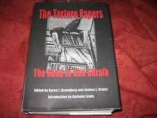 The Torture Papers The Road to Abu Ghraib (2005, Hardcover) KAREN J. GREENBERG