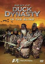 Best of Duck Dynasty In the Blind (DVD 2013) BRAND NEW SEALED BAR CODE CUT BACK